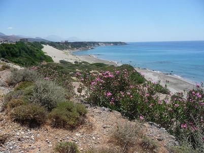 Frangokastello, Crete, Kreta.