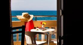 Atlantida Mare Hotel, Agia Marina, Crete, Kreta.