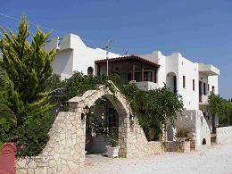 Genos Suites, Stavros Beach, crete, Kreta.