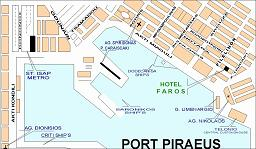 Pireaus Hotels, Hotel Faros 1