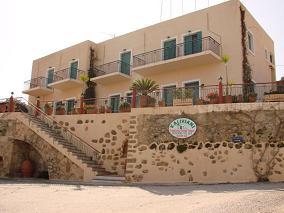 Kaliviani Hotel in Kaliviani Crete, Kreta