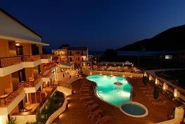 Lefkas, Lefkada, Enodia Hotel