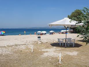 Lefkas, Lefkada, Gyra Beach