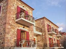 Lesbos Hotels, Pension The Schoolmistress with the Golden Eyes