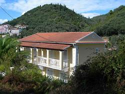 Corfu, Marina Apartments Agios Gordios