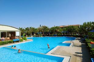 Marinos Beach Hotel in Platanes Rethymno