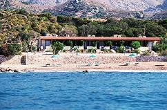 Mary Beach Apartments, Frangokastello