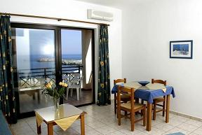 Nanakis Beach Luxury Apartments, Stavros Beach, crete, Kreta.