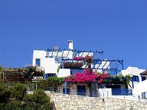 Nymphes Apartments, Agia Pelagia, crete, Kreta.