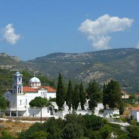 Samos, Ormos, picture by Oceanis Studios