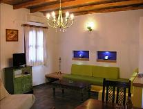 Leros, hotel Panteli