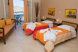 Paros Palace Hotel apartment 100m2