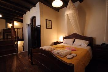 Samonas Traditional Settlement on Crete - One Bedroom Villa Mantzourana, Crete.