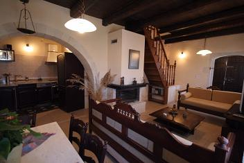 Samonas Traditional Settlement on Crete - One Bedroom Villa Fliskouni, Crete.