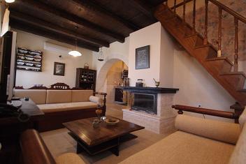 Samonas Traditional Settlement on Crete - One Bedroom Villa Fliskouni, Crete.