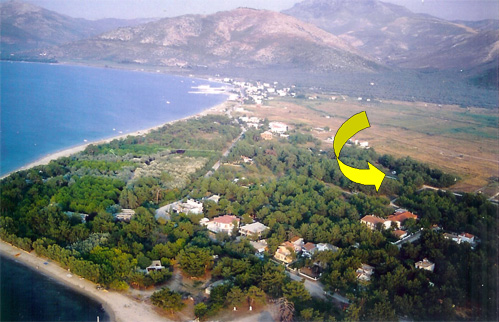 Thassos, Sirines Studios And Apartments, Dassilio Prinos.