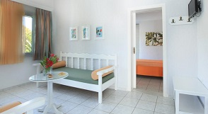 Skiathos, Ostria Hotel studios