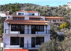 Skiathos, Azalea View Hotel apartments and studios