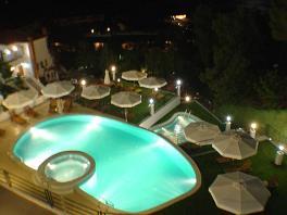 Skiathos, Magic Hotel