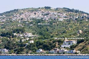 Skopelos, Selenunda Hotel