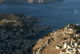 Symi island, copyright Iapetos Village Hotel