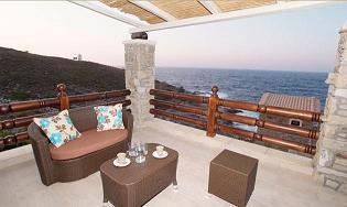 Toxodis Villas in Ikaria
