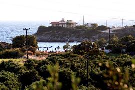 Villa Venatiana, Kalathas & Tersanas Beach, crete, Kreta.