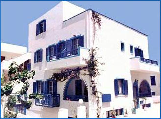 Windmill Studios Apartments Naxos