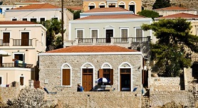Admiral's House Chalki, Halki