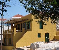 Atlantis Houses Chalki, Halki