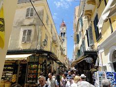 Corfu Town, Kerkyra
