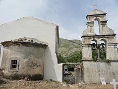 Corfu, old Perithia