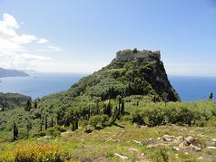 Corfu, Angelokastro