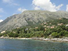 Corfu, Pantokrator Mountain