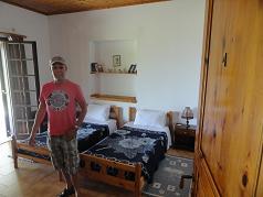 Corfu, Anna Pension in Liapades
