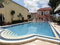 Corfu, Solaris Apartments in Kassiopi