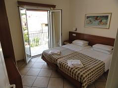 Corfu, Solaris Apartments in Kassiopi