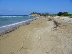 Corfu, Chalikounas Beach