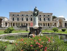 Corfu Town, St. Michael en St. Joris Palace