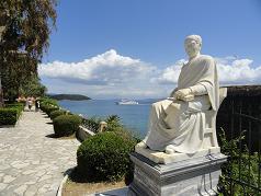 Corfu Town, Lord Guilford