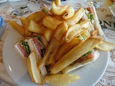 Corfu, Cafe Kanoni