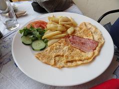 Corfu, Taverna Argo in Agios Gordis