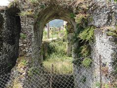 Corfu, Benitses Roman baths, Benitses Romeinse baden