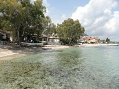 Corfu, Benitses Beach