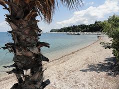 Corfu, Ipsos Beach
