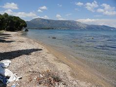 Corfu, Dassia Beach