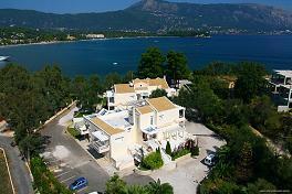Corfu, Saint Nicholas Beach Apartments