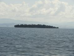 Corfu, Lazaretto island