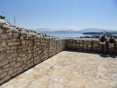Corfu, Kassiopi Fortress