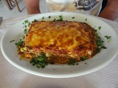 Corfu, La Luna Restaurant in Kassiopi